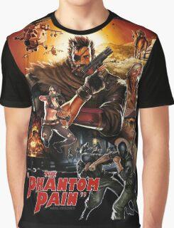 MGSV- Phantom Pain Graphic T-Shirt