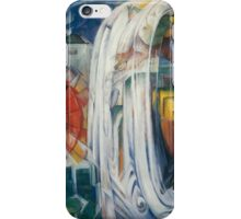 Franz Marc - The Bewitched Mill 1913  Landscape  iPhone Case/Skin