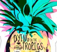 Pineapple Skull!! Sticker