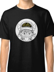 Arale Dr Slump Classic T-Shirt