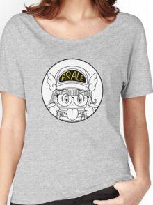 Arale Dr Slump Women's Relaxed Fit T-Shirt