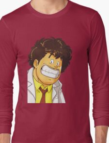 Dr Slump Smile Long Sleeve T-Shirt