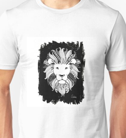 Leon Power Black And white Unisex T-Shirt