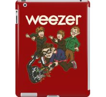The Weezer iPad Case/Skin