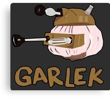 """Garlek""  Canvas Print"
