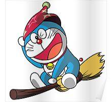 Magic Doraemon Poster