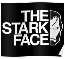 The Stark Face (V. Black) Poster