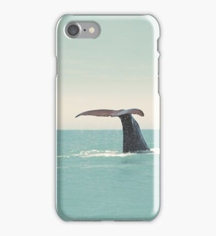 i'll cross the sea for a different world... iPhone Case/Skin