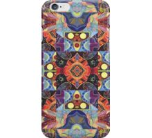 Colored puzzle iPhone Case/Skin