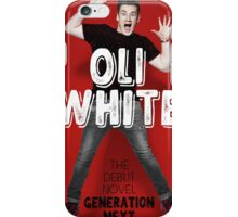 Oli White Generation Next Print iPhone Case/Skin