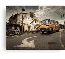 Urban Penang #0701 Canvas Print