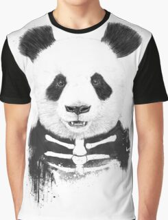 Zombie panda Graphic T-Shirt