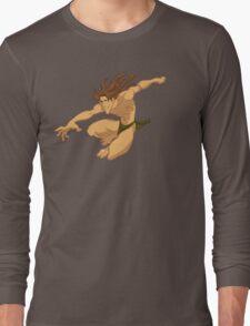 Tarzan Long Sleeve T-Shirt