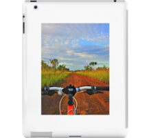 Mountain Bike  iPad Case/Skin