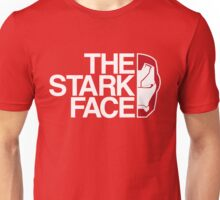 The Stark Face (V. Red) Unisex T-Shirt