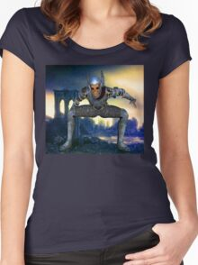 Wasteland Women's Fitted Scoop T-Shirt