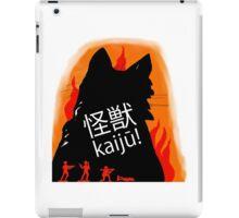 Kaiju iPad Case/Skin