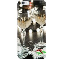 evening Christmas composition  iPhone Case/Skin