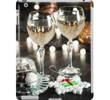 evening Christmas composition  iPad Case/Skin