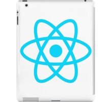 react js logo iPad Case/Skin
