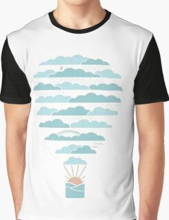 Weather ballon !!! Graphic T-Shirt