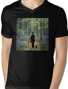 Second Fiddle Mens V-Neck T-Shirt