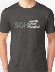 Seattle Grace Hospital – Grey's Anatomy, McDreamy Unisex T-Shirt