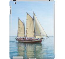 Sailing ship iPad Case/Skin