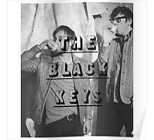 THE BLACK KEYS DRINKING  Poster