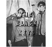 THE BLACK KEYS DRINKING  Photographic Print