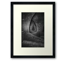 Under the Great City Framed Print