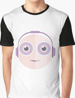 Music Dude Graphic T-Shirt