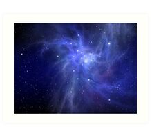 Lost In Space No1 Art Print