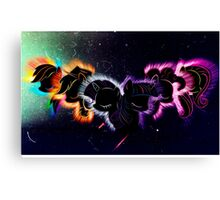 My Little Pony Universe Poster Canvas Print