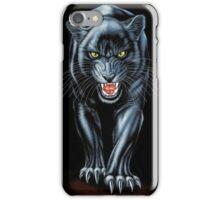 BLACK PANTHER ANIMALS iPhone Case/Skin