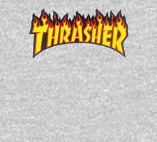 thrasher fire logo Unisex T-Shirt