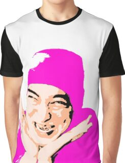 pinkguy.exe - ONE:Print Graphic T-Shirt