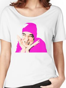 pinkguy.exe - ONE:Print Women's Relaxed Fit T-Shirt