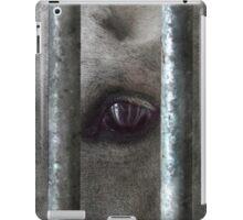 Caged Sadness iPad Case/Skin