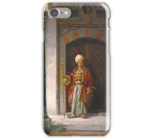 STANISLAW CHLEBOWSKI  THE PALACE GUARD iPhone Case/Skin