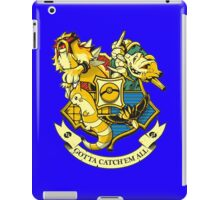 Harry Potter Cross iPad Case/Skin