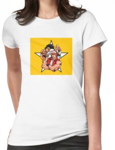 Fatal Fury Womens Fitted T-Shirt