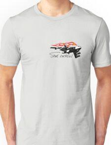 Cartoon bomber Unisex T-Shirt
