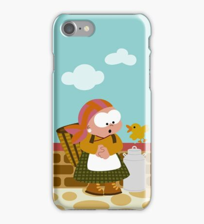 Market Day iPhone Case/Skin