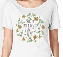 Grateful Women's Relaxed Fit T-Shirt