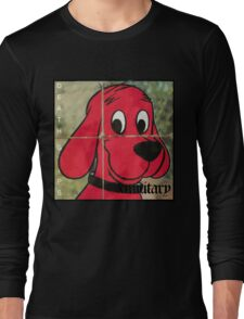 clifford exmilitary  Long Sleeve T-Shirt