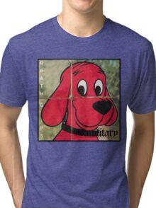 clifford exmilitary  Tri-blend T-Shirt