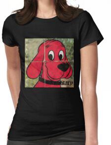 clifford exmilitary  Womens Fitted T-Shirt
