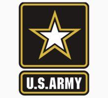 US Army Logo Baby Tee