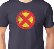 X-Men Red & Yellow (Distressed) Unisex T-Shirt